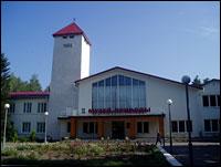 Muzej prirody v Bielowiežském pralese
